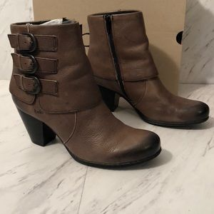 81c34672dc8 Born Shoes - NIB Bolo by Born Cuffed Ankle Boots